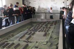 Klasy 1F, G, H, I, J odwiedziły były niemiecki nazistowski obóz koncentracyjny Gross- Rosen w Rogoźnicy